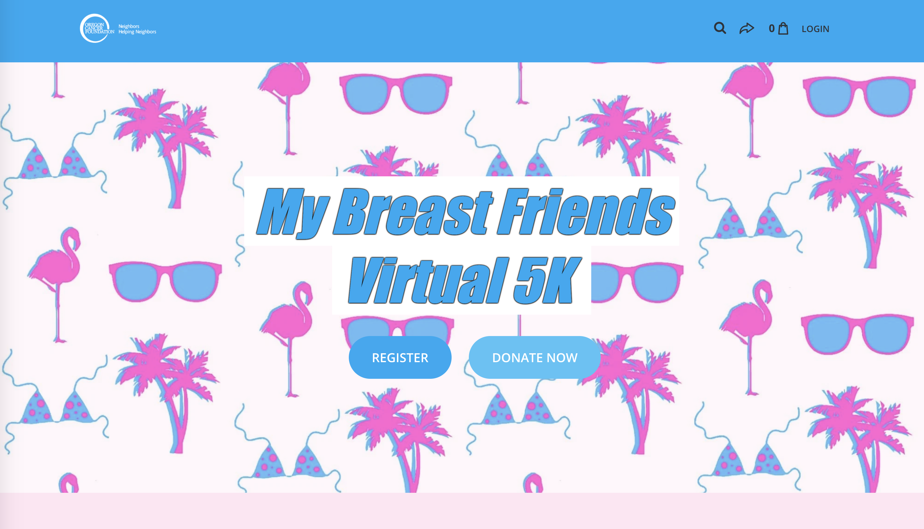 My Breast Friends 5K